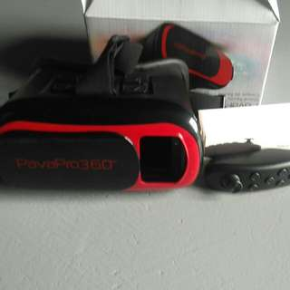 Mobile VR Headset In A Very Mint Condition