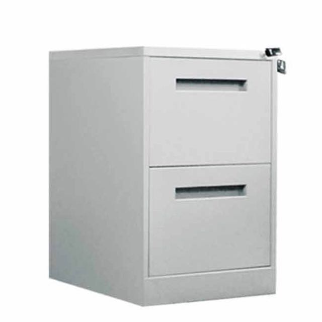 2 Layer Vertical Filing Cabinet