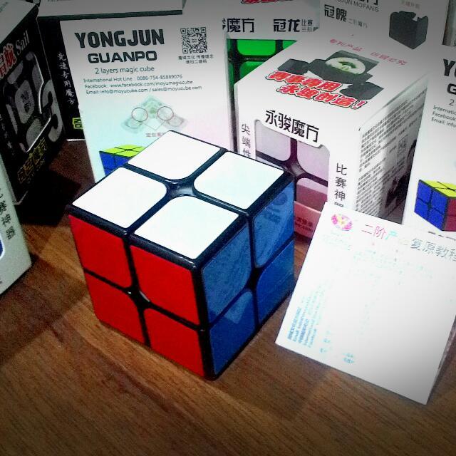 2x2x2 Speed Cube
