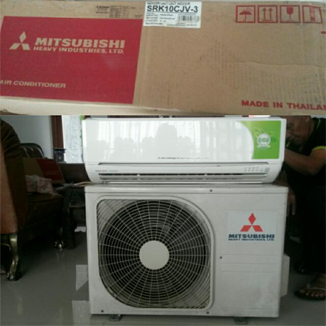 Ac Merk MITSUBISHI type SRK10CJV-3