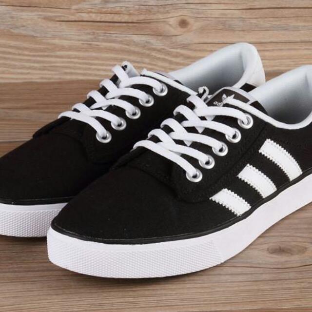 Adidas Kiel de zapatos' Negro ', tablón de Kiel anuncios, en carousell preorders a7ca3c
