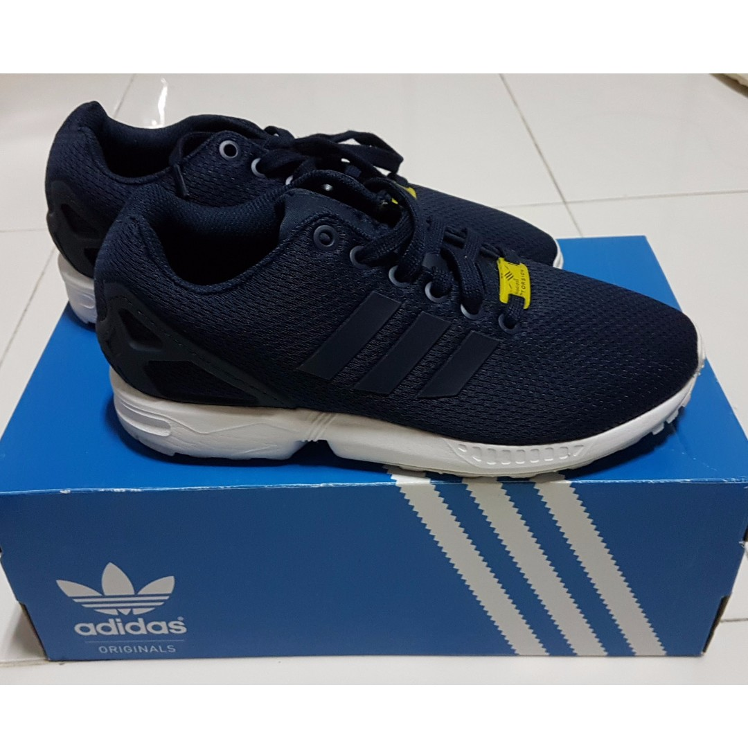 4ecec8c95357 Adidas ZX Flux Men s Running Shoes