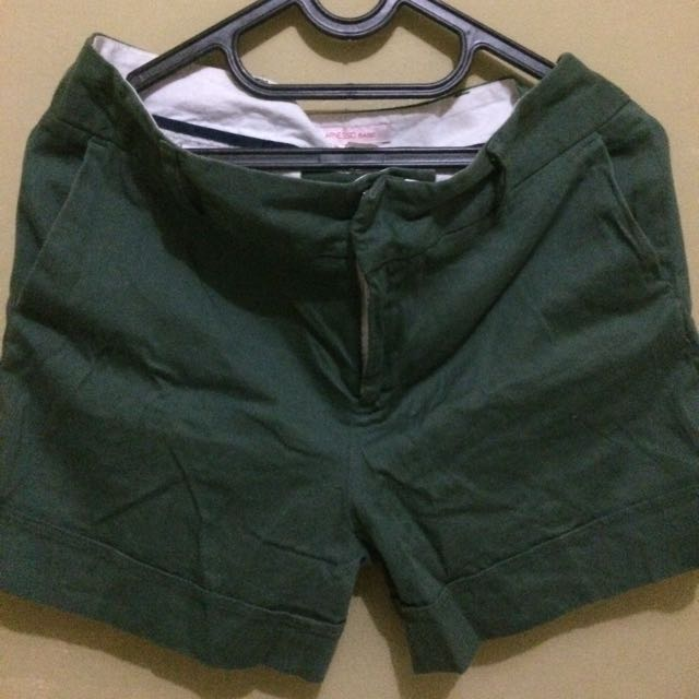 Arnessio Green Short-size M