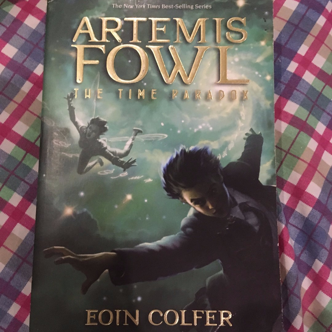 Artemis Fowl - The Time Paradox