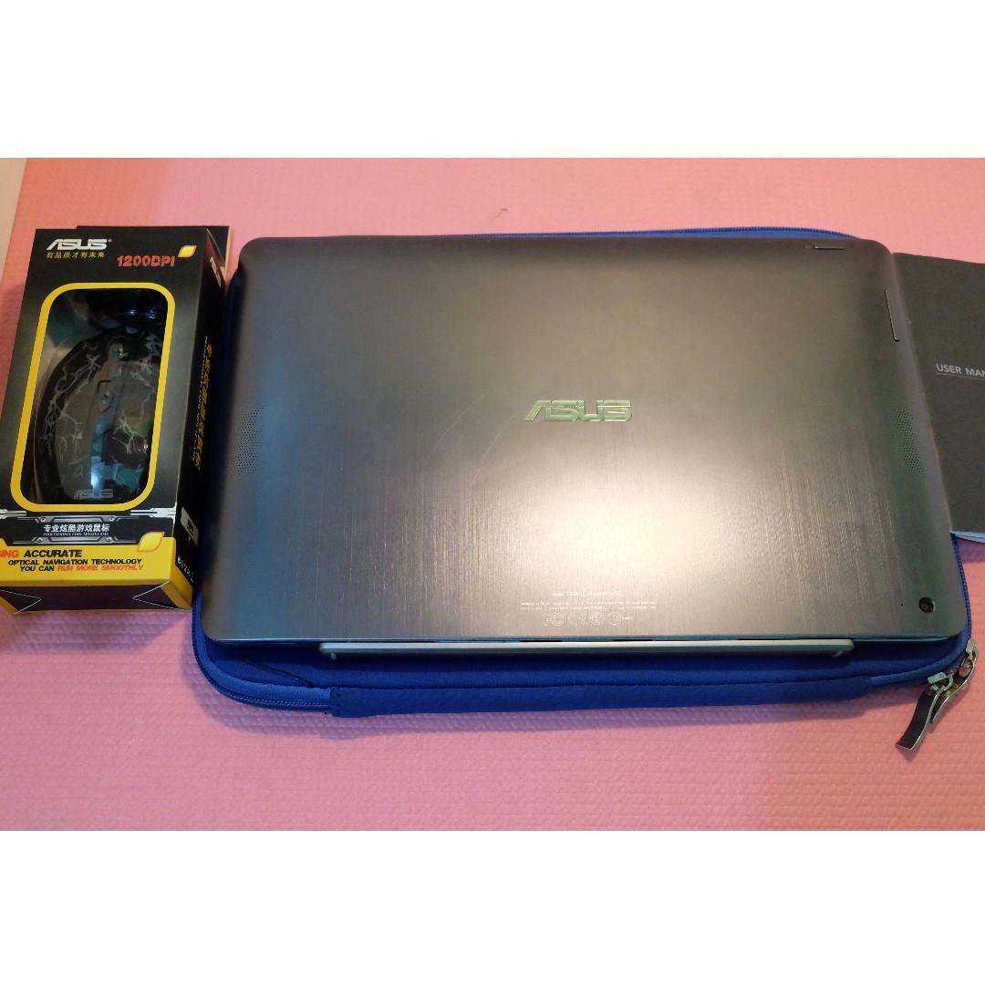 ASUS Transformer Book Trio TX201LA Core i7 4th gen 2.4Ghz