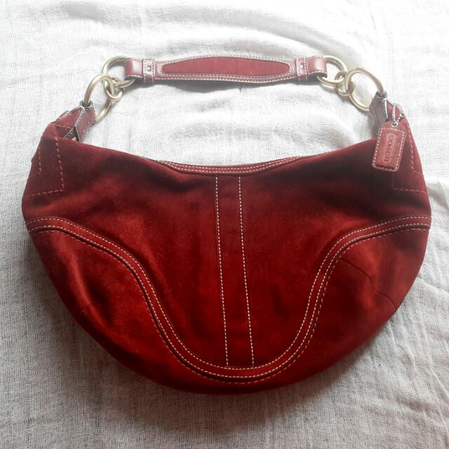 Authentic Coach Handbag, Purchased@US