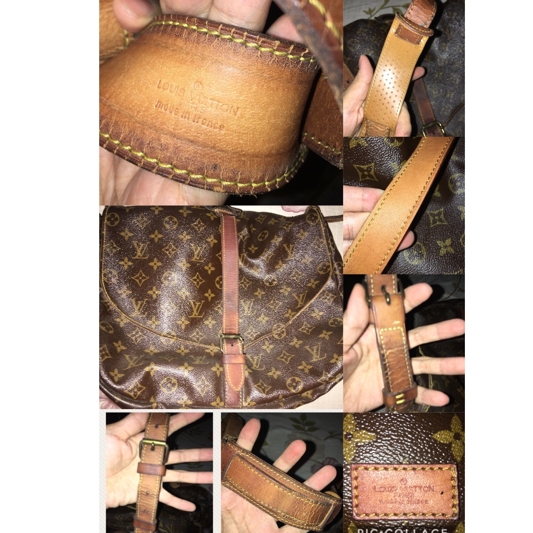 Authentic Louis Vuitton Vintage