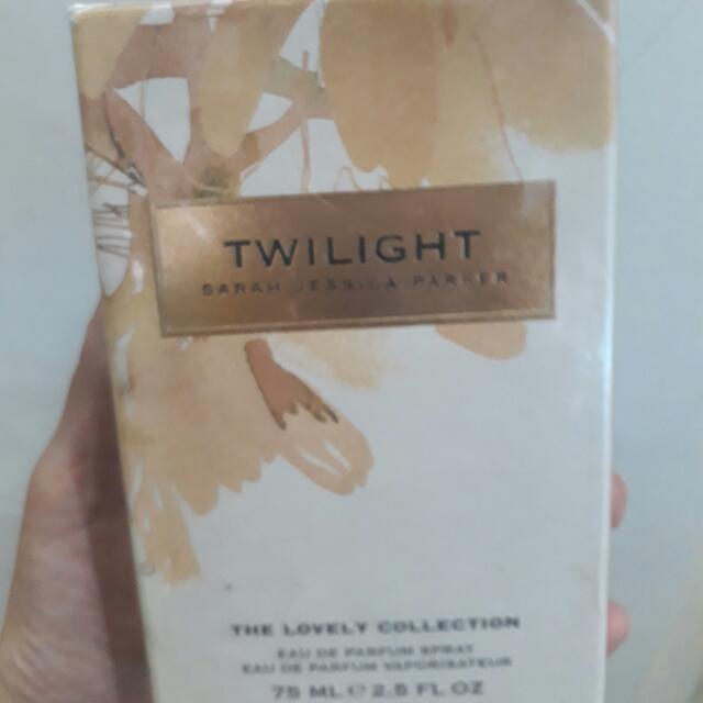 Authentic Twilight Perume