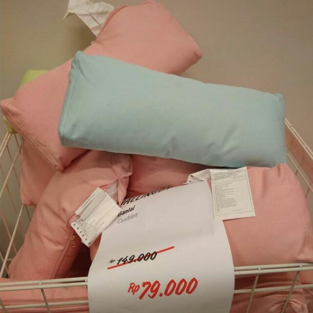 Bantal Sofa IKEA