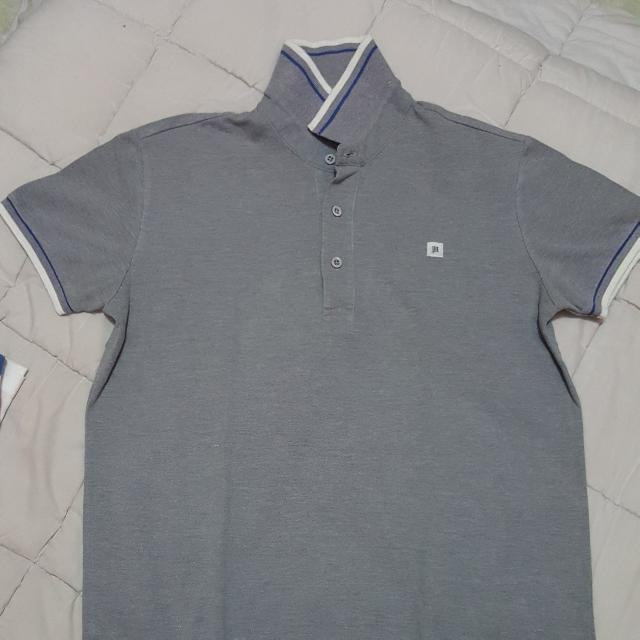 Bench & Penshoppe Slim Fit Polo Shirt