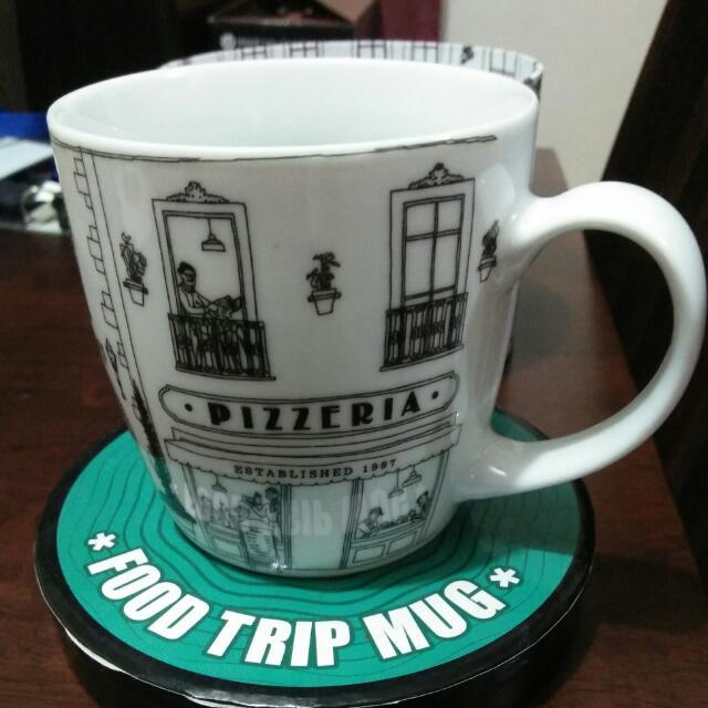 Bench Gift Mug