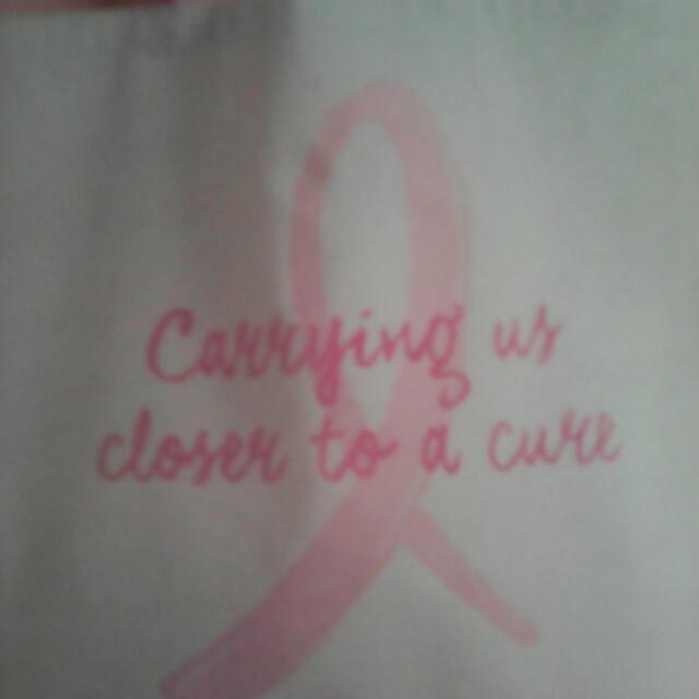 Breast Cancer Totes