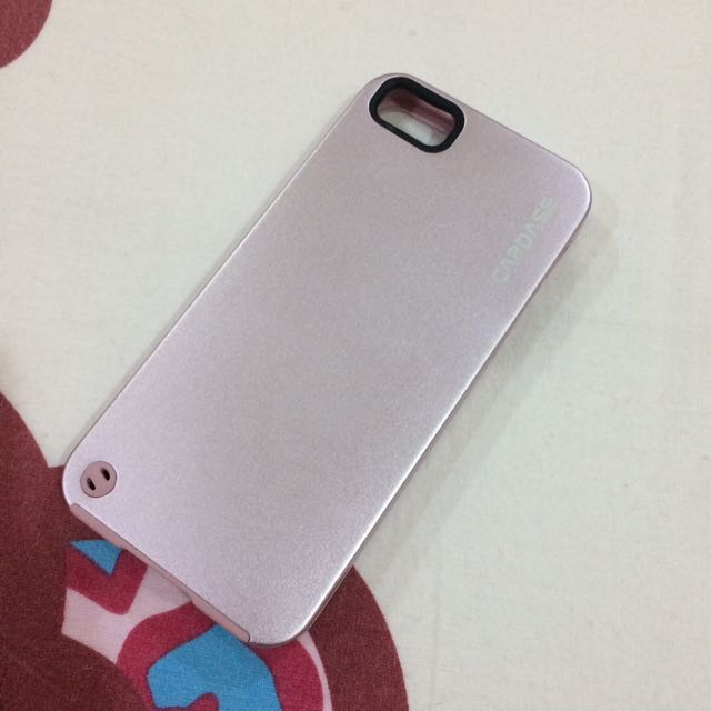 Capdase Case Iphone 5 / Iphone 5s Pink