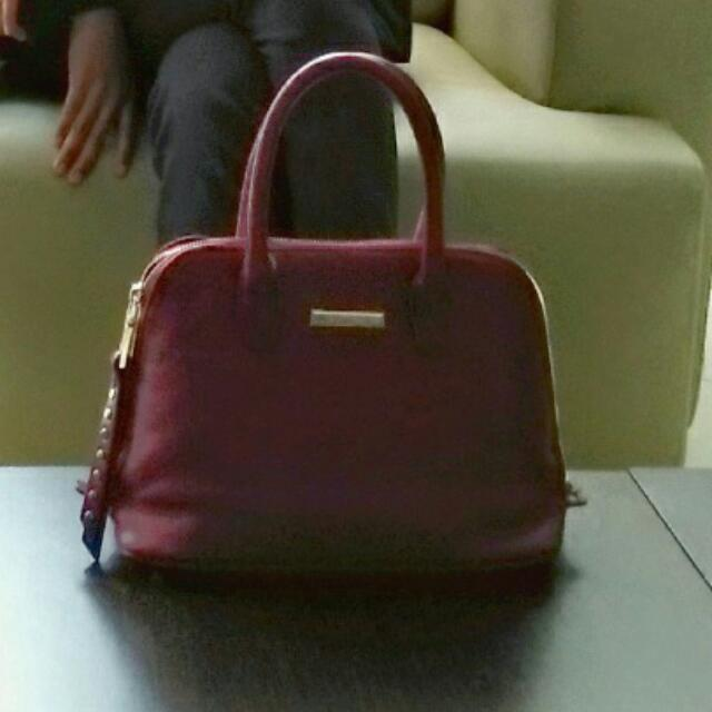 Casual Bag Original VNC Maroon