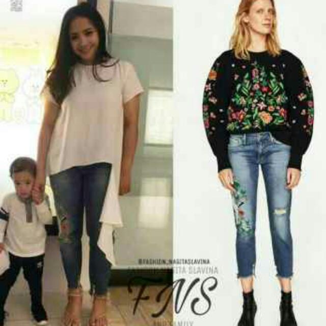Celana Jeans Like Nagita