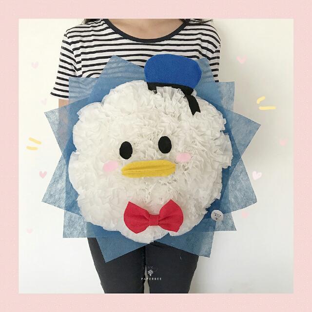 Character Bouquet Donald Duck Tsum Tsum
