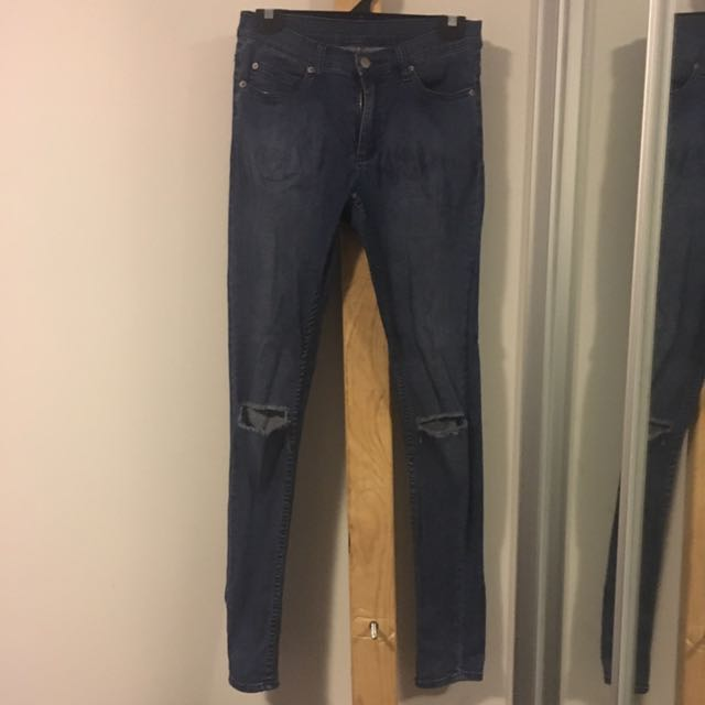 Cheap Monday Jeans Size 10