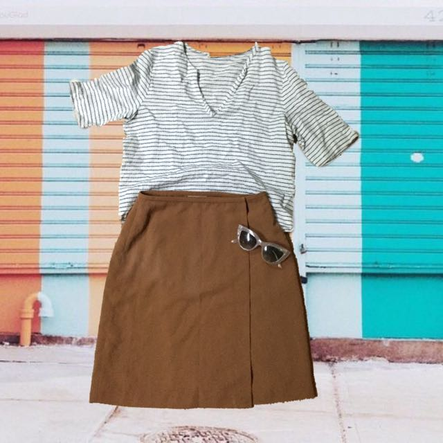 Combo Mango Top and G200 Skirt