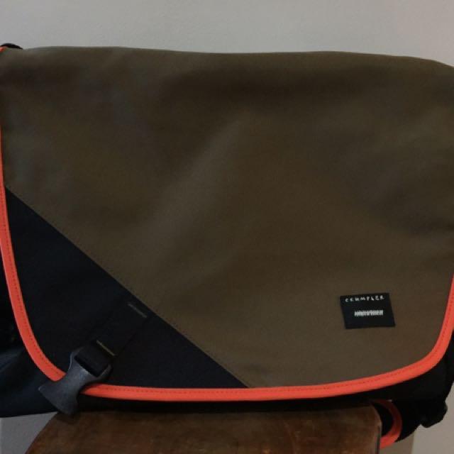 Crumpler computer Bag