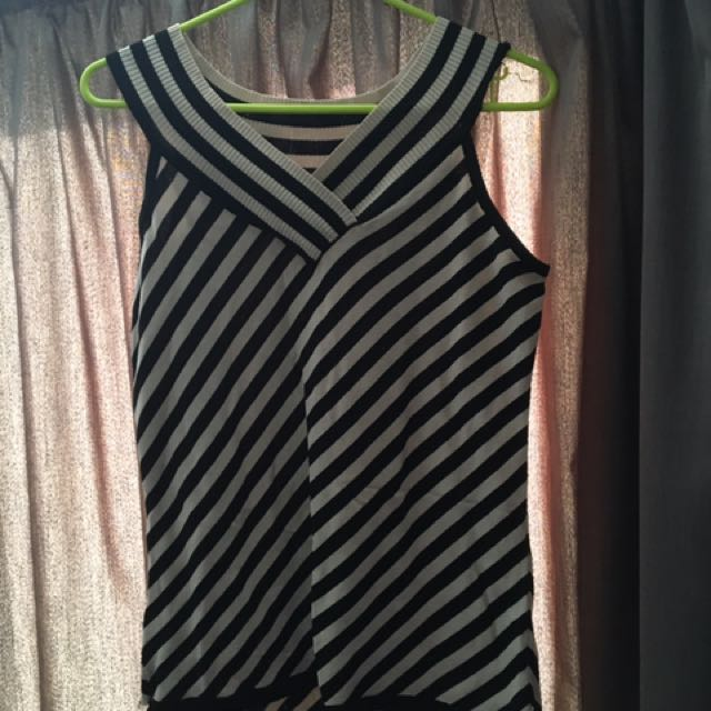 Cute Stripe Top
