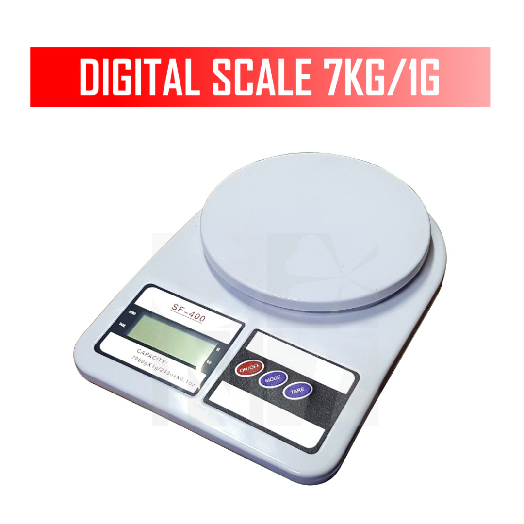 Electronic Kitchen Scale Sf 400 Ideas 10kg Timbangan Digital Weighing 7kg 1g Appliances On Carou