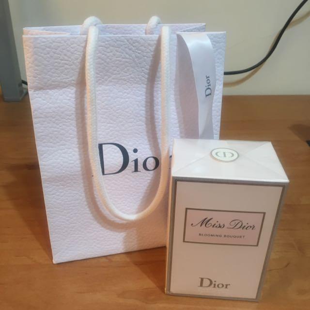 Dior 迪奧 花漾 淡香水 150ml