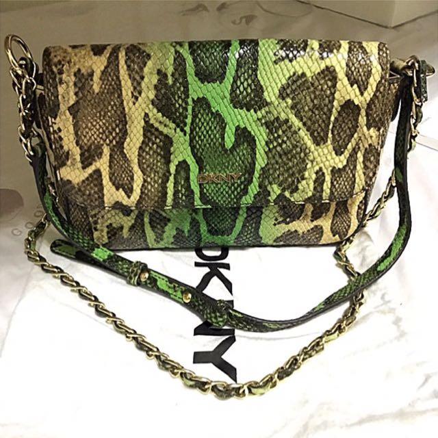 DKNY clutch/sling bag