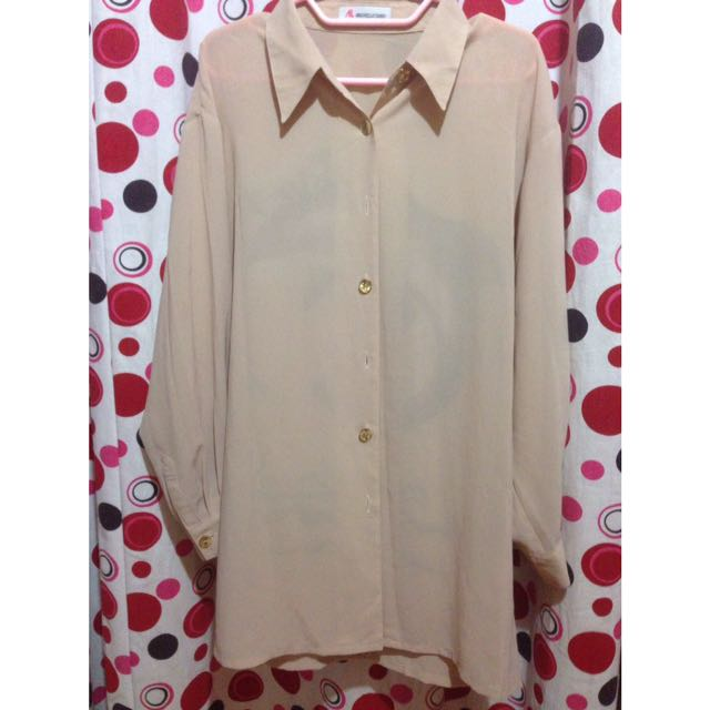 Dolphin Blouse