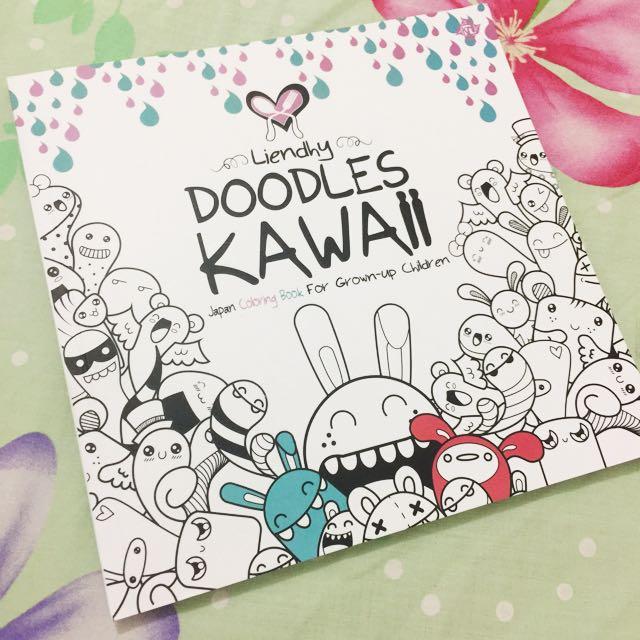 Doodles - Anti stress book