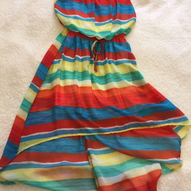 Event Tube Summer Dress