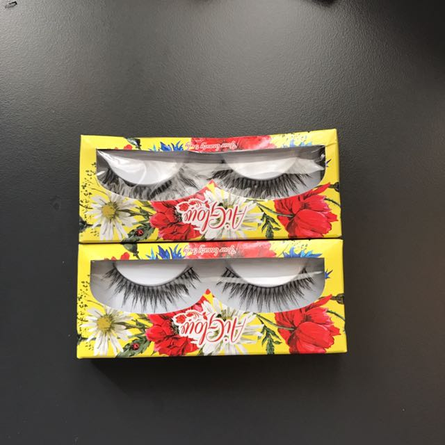 Fake Eyelashes/ Bulu mata palsu