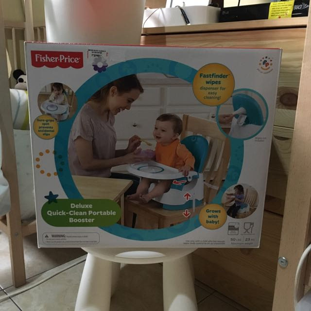Fisher Price Portable Booster