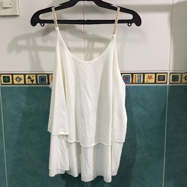 Hanging Sleeveless Top