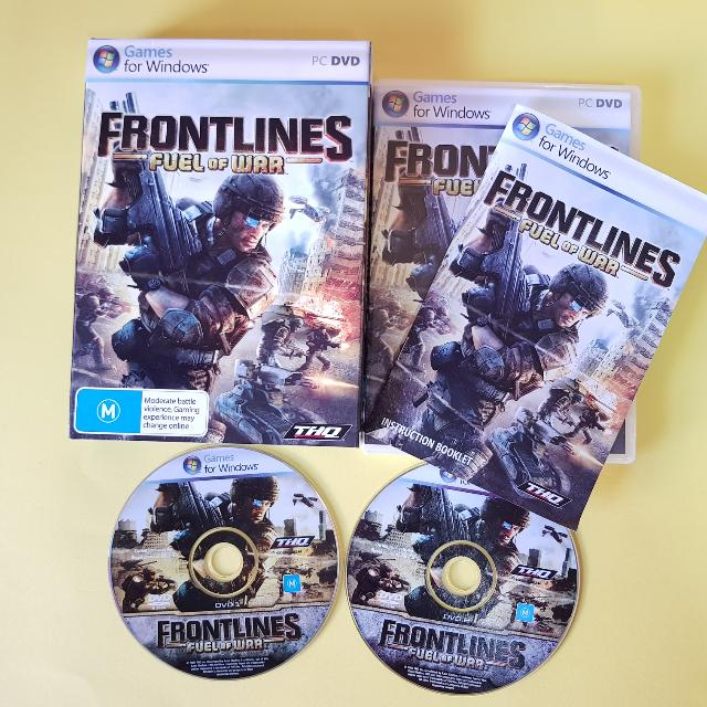 Frontlines Fuel Of War 'Pc'
