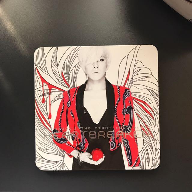 G-Dragon Heartbreaker Album