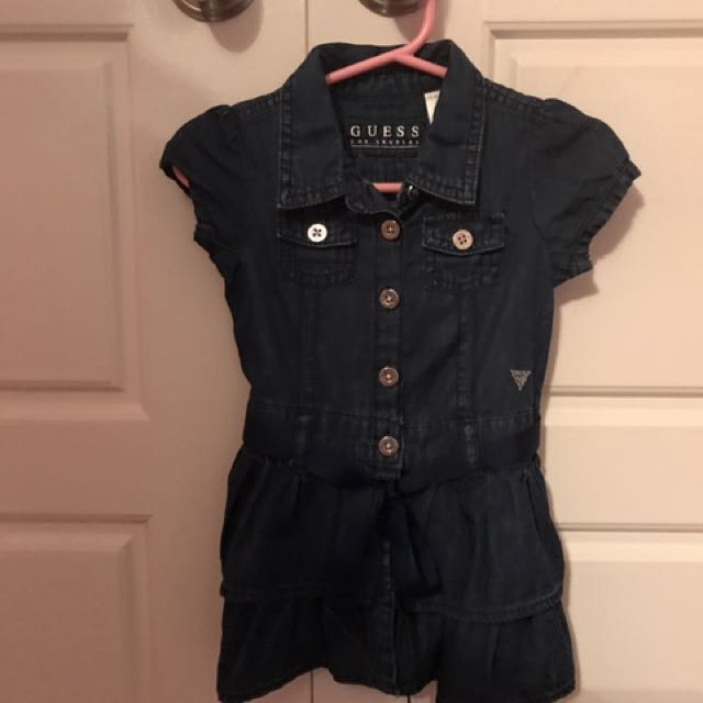 Guess Baby Girl Dress