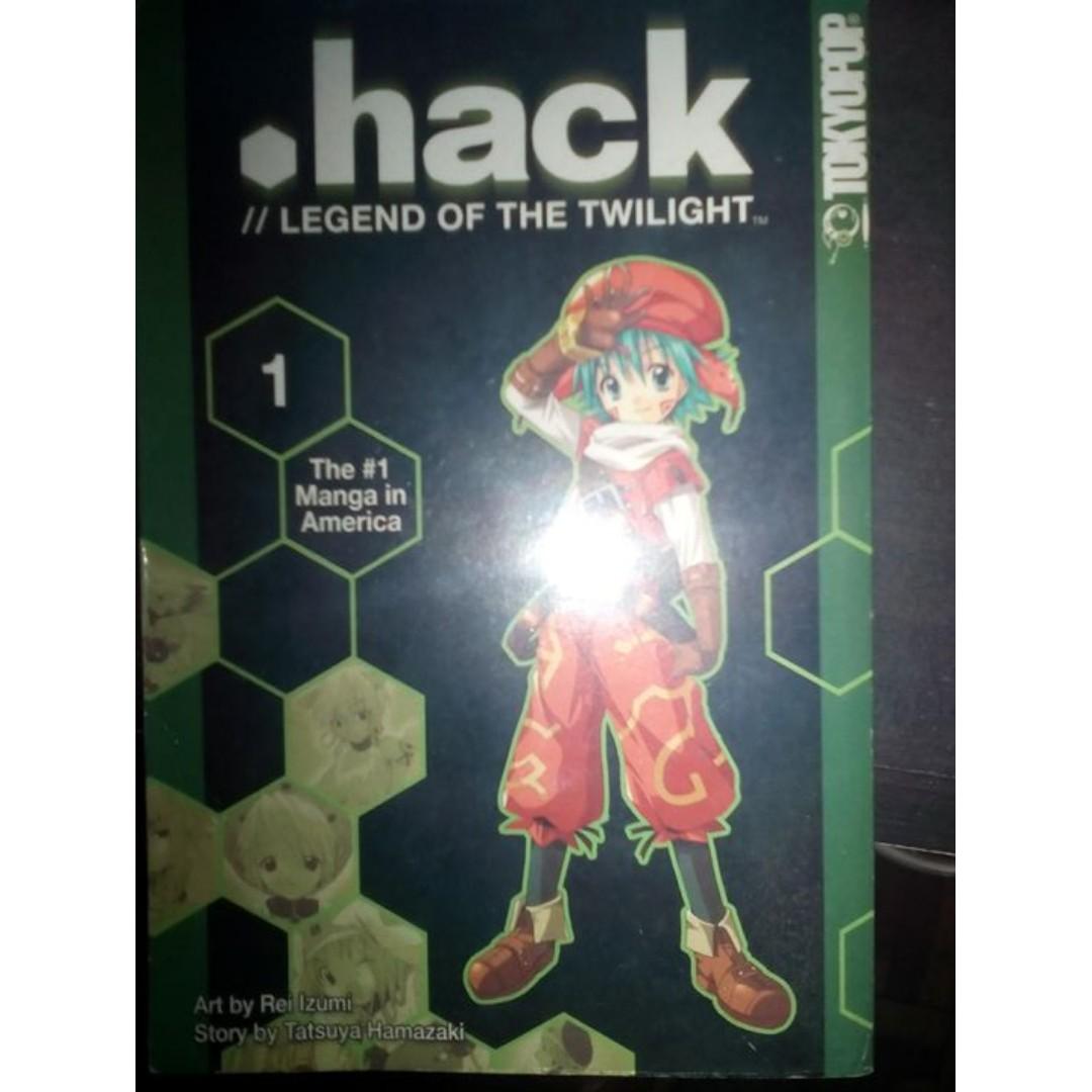 .hack 1-manga