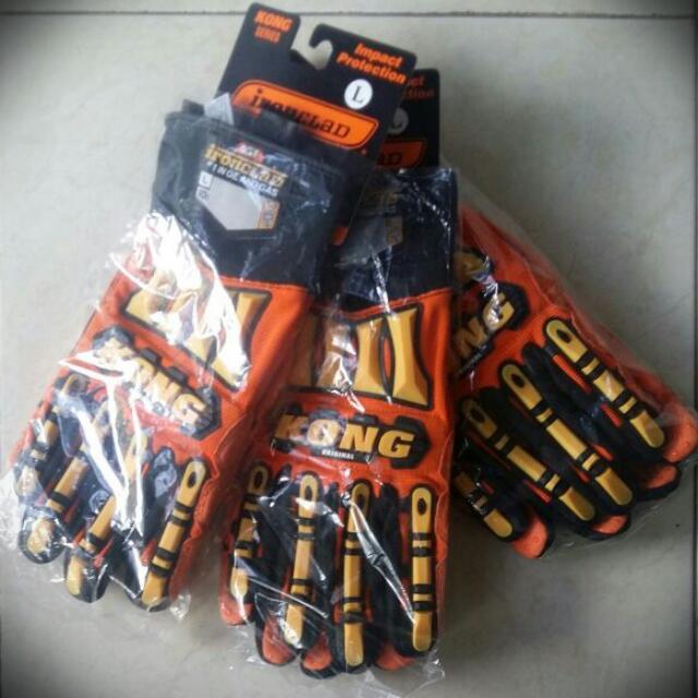 Hand Gloves Kong