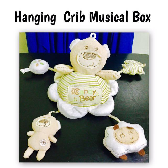 Hanging Crib Musical Box