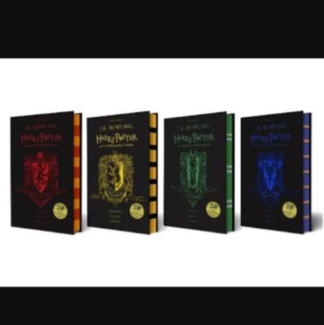 Harry Potter And The Philosophers Stone 20th Anniversary
