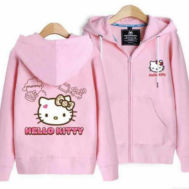 Hello Kitty Jacket With Hood