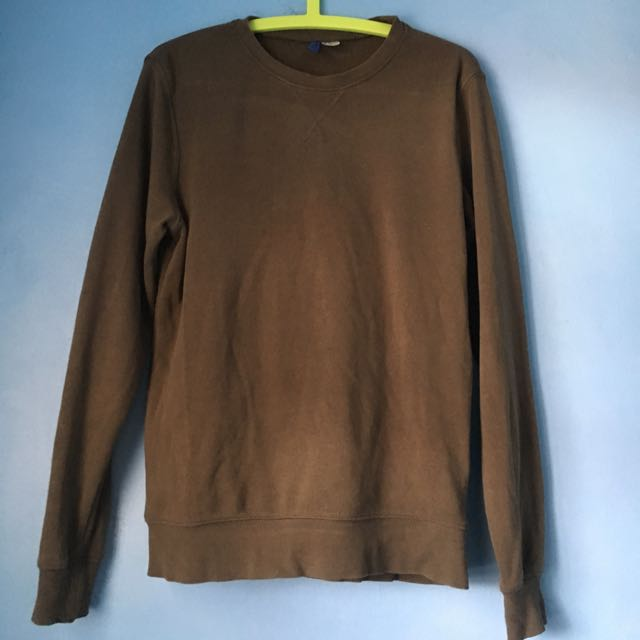 H&M Sweatshirt (Olive Green)