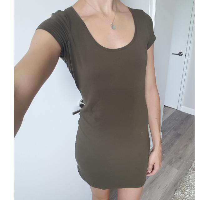 H&M Tshirt Dress