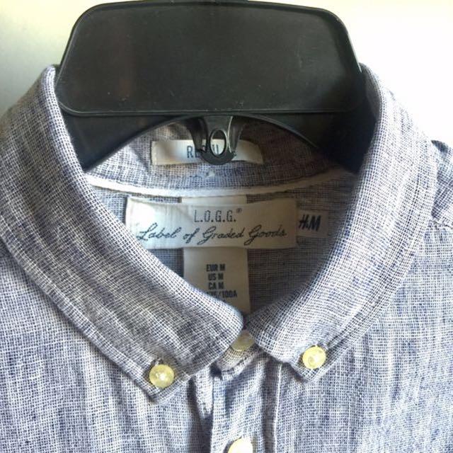 H&M Woven Shirt