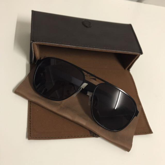 Hugo Boss Men's Aviator Sunglasses