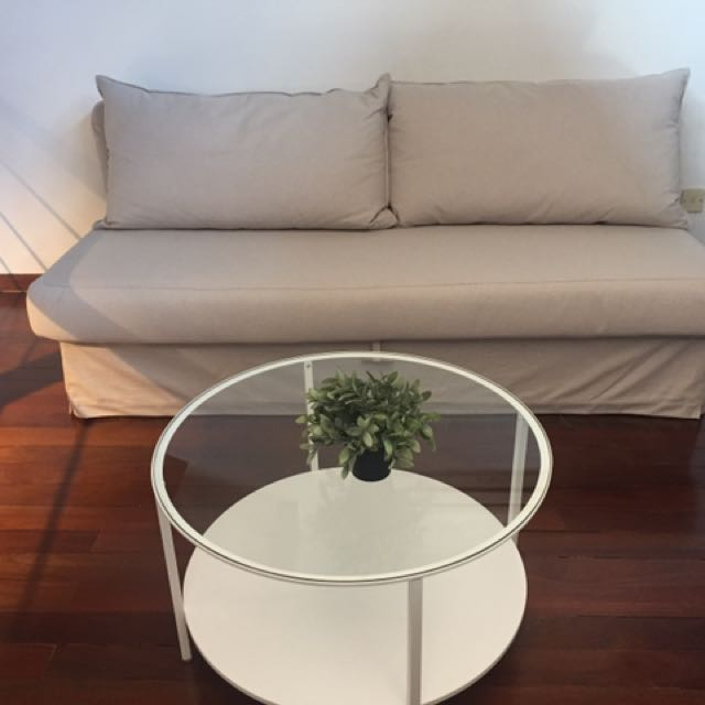 Remarkable Ikea Himmene Sofabed Originally Worth 590 Furniture Sofas Gmtry Best Dining Table And Chair Ideas Images Gmtryco