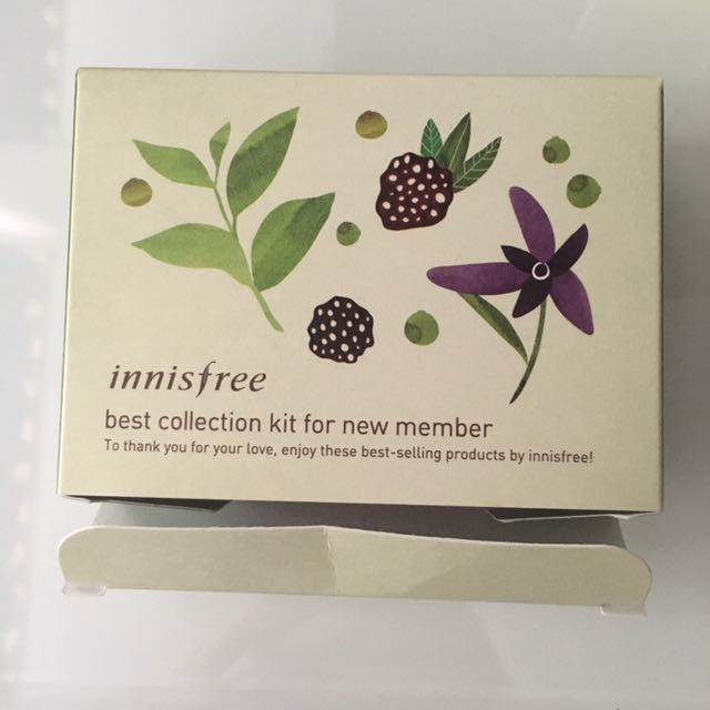 Innis Free collections kit