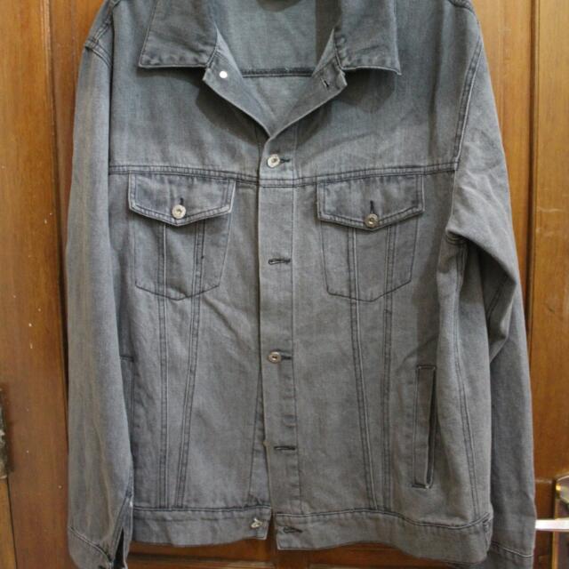 Jacket Jeans Unisex Abu