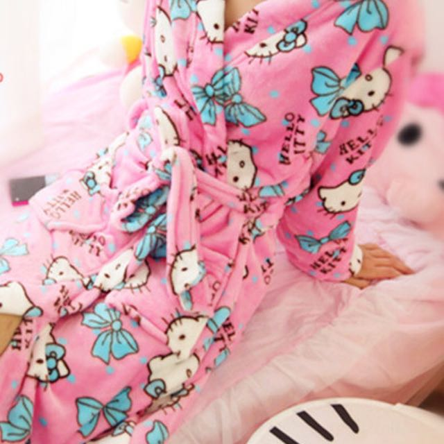 Kitty睡衣