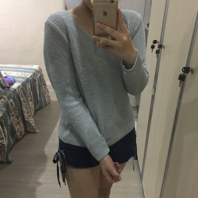 Knit Sweater High Quality